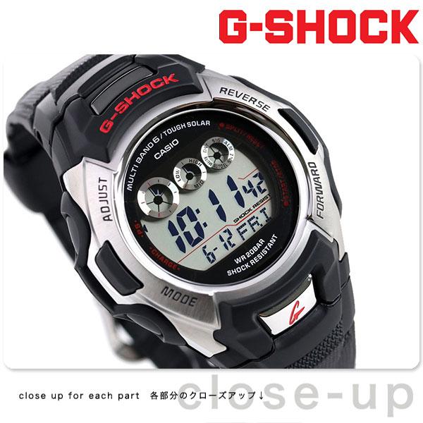 G-SHOCK 電波 ソーラー CASIO GW-M500A-1CR メンズ 腕時計 カシオ Gショック 海外モデル 時計
