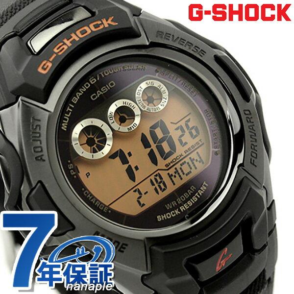 G-SHOCK 電波 ソーラー CASIO GW-M500F-1CR メンズ 腕時計 カシオ Gショック ファイアーパッケージ 時計