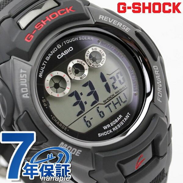 G-SHOCK 電波 ソーラー CASIO GW-M530A-1CR メンズ 腕時計 カシオ Gショック 海外モデル ブラック 時計