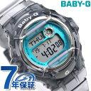 Baby-G BG-169シリーズ クオーツ レディース 腕時計 BG-169R-8BDR カシオ ベビーG クリアブルー