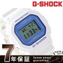 DW-5600WB-7DR G-SHOCK オリジン クオーツ メンズ 腕時計 カシオ Gショック ブルー×ホワイト