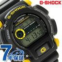 DW-9052-1C9CR G-SHOCK 海外モデル クオーツ メンズ 腕時計 カシオ Gショック ブラック×イエロー