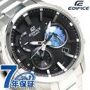 カシオ エディフィス Bluetooth スマートフォン ソーラー EQB-600D-1A2CR CASIO EDIFICE 腕時計 時計【あす楽対応】