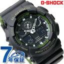 GA-100L-1ADR G-SHOCK スペシャルカラー レイヤードカラー 腕時計 Gショック ブラック×カーキ【あす楽対応】