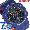 G-SHOCK CASIO GA-100L-2ADR 腕時計 カシオ Gショック スペシャルカラー レイヤードカラー ブラック × オレンジ