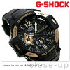 GA-1100-9GDR g-shock cockpit sky gravity master men's Casio G shock watch Quartz Black / rose