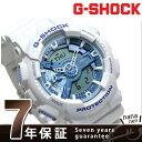 G-SHOCK ビッグケース クオーツ メンズ 腕時計 GA-110WB-7ADR カシオ Gショック ホワイト