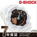 GMA-S110CW-7A2DR G-SHOCK メンズ カシオ Gショック 腕時計 クオーツ ブラック×ホワイト