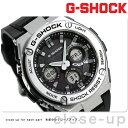 G-SHOCK 電波 ソーラー腕時計 メンズ カシオ Gショック ブラック GST-S110-1ADR G-SHOCK