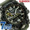 GWG-1000-1 A3ER G-SHOCK 매드 마스터 전파 솔러 맨즈 손목시계 카시오 G쇼크 블랙×카키