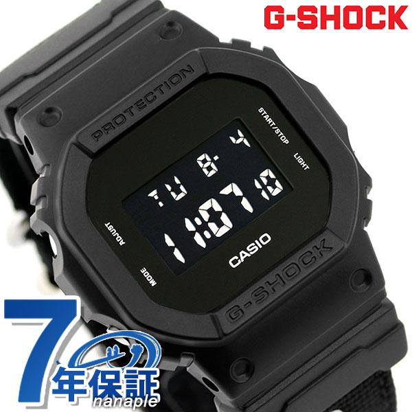 G-SHOCK CASIO DW-5600BBN-1DR メンズ 腕時計 カシオ Gショック ミリタリーブラック オールブラック 時計【あす楽対応】