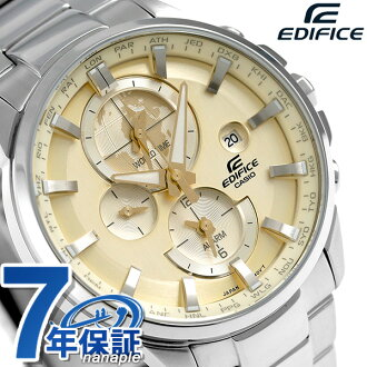 kashioedifisudeyuarutaimuwarudotaimu ETD-310D-9AVUEF CASIO EDIFICE手錶