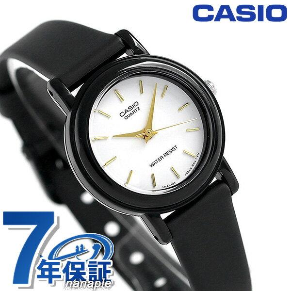 カシオ 腕時計 チープカシオ レディース LQ-139EMV-7ALDF CASIO ホワイト×ブラック チプカシ
