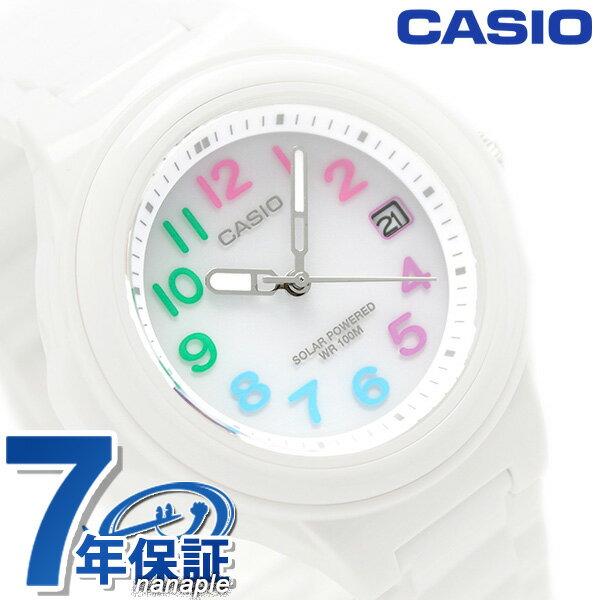 カシオ 腕時計 チープカシオ ソーラー 10気圧防水 レディース LX-S700H-7B2VDF CASIO チプカシ