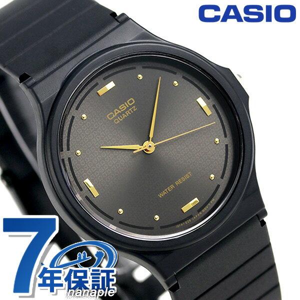 カシオ 腕時計 チープカシオ クオーツ MQ-76-1ADF CASIO グレー×ブラック チプカシ