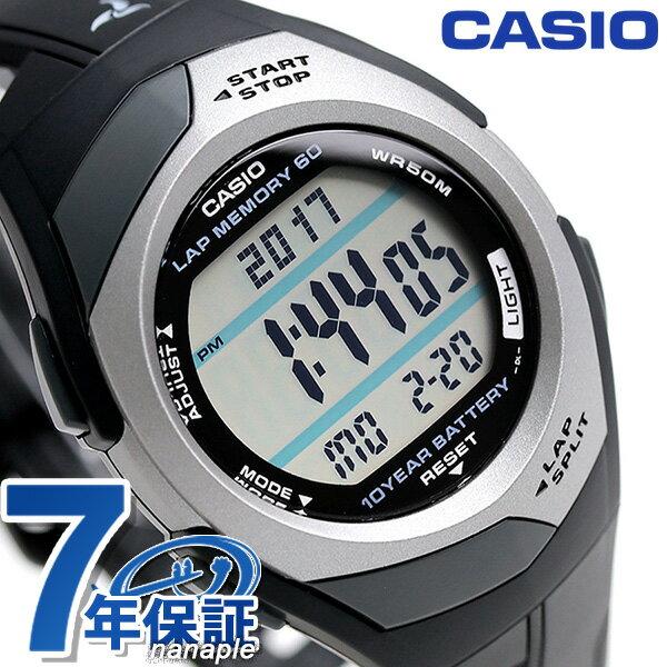 カシオ 腕時計 チープカシオ 海外モデル フィズ メンズ STR-300C-1VDF CASIO ブラック チプカシ 時計