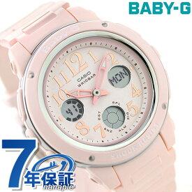 Baby-G ワールドタイム クオーツ レディース 腕時計 BGA-150EF-4BDR カシオ ベビーG ピンク【あす楽対応】