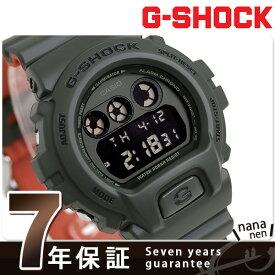 【25日は全品5倍でポイント最大27倍】 G-SHOCK スペシャルカラー ミリタリー メンズ 腕時計 DW-6900LU-3DR Gショック ブラック × カーキ 時計【あす楽対応】
