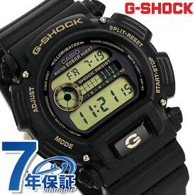 【10日当店なら!さらに+30倍で店内ポイント最大63倍】 G-SHOCK スペシャルカラー クオーツ メンズ 腕時計 DW-9052GBX-1A9DR カシオ Gショック ブラック【あす楽対応】