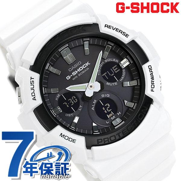 G-SHOCK 海外モデル アナデジ ソーラー メンズ 腕時計 GAS-100B-7ADR カシオ Gショック 時計【あす楽対応】
