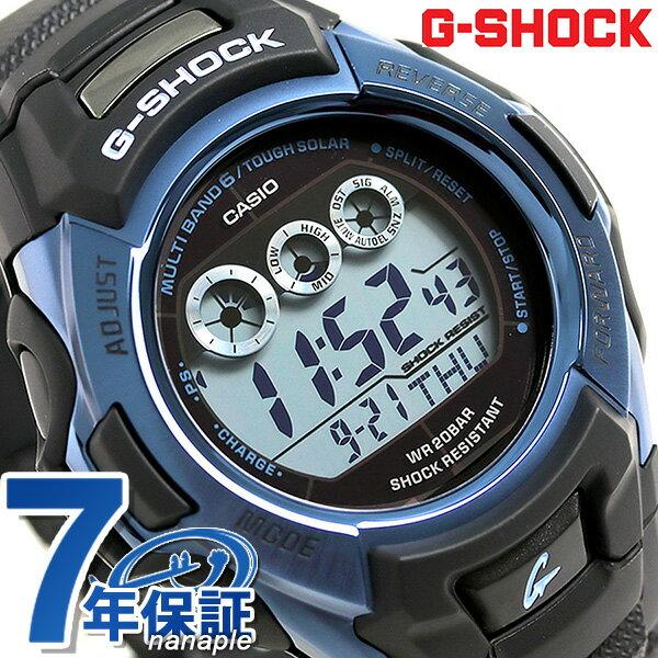 G-SHOCK ファイアーパッケージ 電波ソーラー 腕時計 GW-M500F-2CR カシオ Gショック ブラック 時計