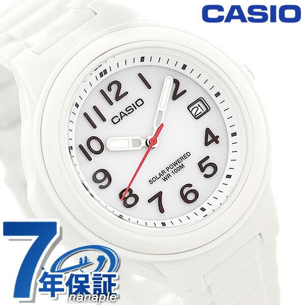カシオ チープカシオ スタンダード ソーラー レディース 腕時計 LX-S700H-7BVDF CASIO シルバー