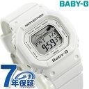 Baby-G Gライド タイドグラフ レディース 腕時計 BLX-560-7DR カシオ ベビーG ホワイト【あす楽対応】
