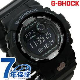 【今なら店内ポイント最大44倍】 G-SHOCK ジースクワッド モバイルリンク Bluetooth 腕時計 GBD-800-1BDR デジタル Gショック ブラック【あす楽対応】