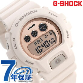 今なら全品5倍以上でポイント最大26倍! G-SHOCK Sシリーズ 海外モデル メンズ 腕時計 GMD-S6900 GMD-S6900MC-4DR デジタル Gショック ベージュ【あす楽対応】