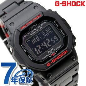 【5日は全品5倍でポイント最大38倍】 G-SHOCK Gショック 電波ソーラー Bluetooth モバイルリンク GW-B5600 メンズ 腕時計 GW-B5600HR-1DR CASIO オールブラック【あす楽対応】