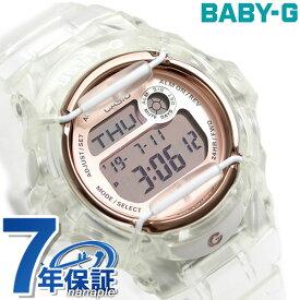 Baby-G レディース BG-169 クオーツ 腕時計 BG-169G-7BDR カシオ ベビーG ピンクゴールド 時計【あす楽対応】