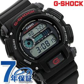 G-SHOCK ベーシック ブラック デジタル メンズ 腕時計 DW-9052-1V カシオ Gショック 時計【あす楽対応】