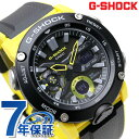 G-SHOCK Gショック GA-2000 アナデジ メンズ 腕時計 GA-2000-1A9DR ブラック×イエロー カシオ【あす楽対応】