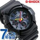 今なら店内ポイント最大49倍! G-SHOCK Gショック 電波 ソーラー ブラック ネオン メンズ 腕時計 GAW-100BMC-1AER CAS…