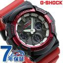 G-SHOCK Gショック 電波 ソーラー ワールドタイム メンズ 腕時計 GAW-100RB-1AER CASIO G-SHOCK【あす楽対応】