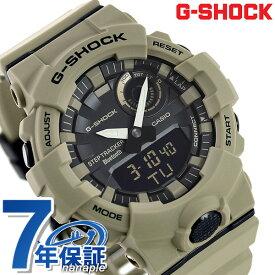 【今ならポイント最大28倍】 G-SHOCK Gショック ジースクワッド モバイルリンク Bluetooth 腕時計 GBA-800UC-5ADR カシオ【あす楽対応】