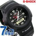 【15日は全品5倍にさらに+4倍でポイント最大32.5倍】 G-SHOCK Gショック デュアルタイム メンズ 腕時計 AW-500E-1EDR …
