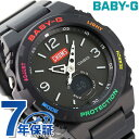 Baby-G ベビーG チャムスコラボ レディース 腕時計 BGA-260CH-1ADR CASIO カシオ オールブラック 黒【あす楽対応】