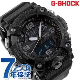 【15日は全品5倍にさらに+4倍でポイント最大32.5倍】 G-SHOCK メンズ マスターオブG マッドマスター Bluetooth GG-B100-1BDR 腕時計 Gショック オールブラック オールブラック 黒【あす楽対応】