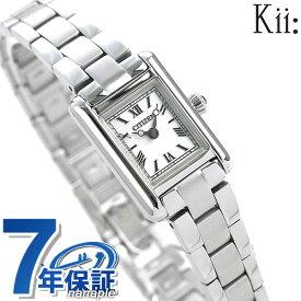 シチズン キー スクエア メタルバンド ソーラー EG2790-55B CITIZEN Kii 腕時計 時計【あす楽対応】
