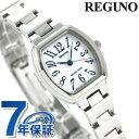 シチズン レグノ ソーラー レディース 腕時計 KP1-110-91 CITIZEN REGUNO ホワイト【あす楽対応】