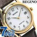 シチズン REGUNO レグノ ソーラーテック スタンダード RS25-0031B 腕時計 時計