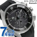 シチズン エコドライブ Bluetooth スマートウォッチ チタン BZ1040-09E CITIZEN 腕時計 オールブラック 時計【あす楽…