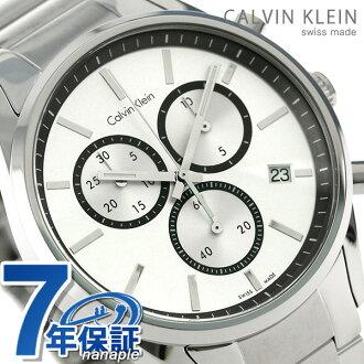 K4M27146 ck Calvin Klein watch made in ck Calvin Klein formality chronograph Switzerland