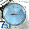ck Calvin Klein boldface men watch K5A3114X light blue