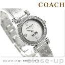 コーチ マディソン ファッション レディース 腕時計 14502201 COACH シルバー