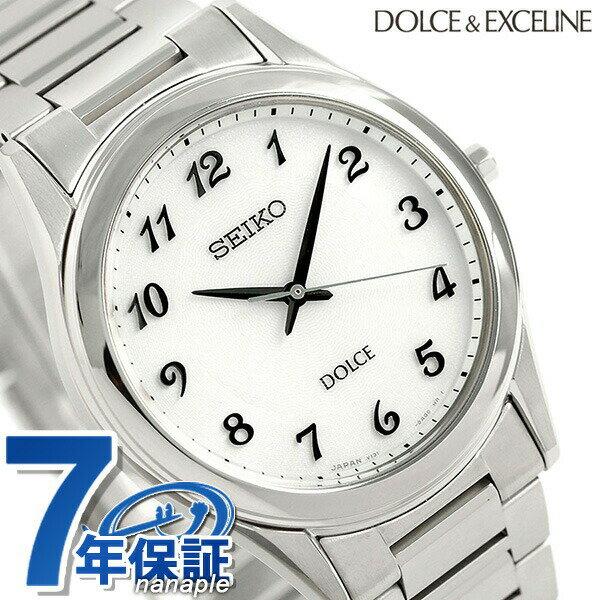 セイコー ドルチェ&エクセリーヌ 日本製 ソーラー メンズ SADL013 SEIKO 腕時計 時計