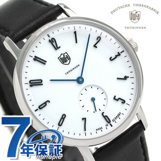 DF-9001-03 watch white X black made in DUFA ドゥッファヴォルターグロピウス 38mm Germany