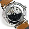 Self-winding watch men DF-9017-05 watch white made in DUFA ドゥッファアールトドイツ