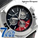 【1000円OFFクーポン付】フェラガモ 1898 42mm クロノグラフ スイス製 メンズ FFM100016 Ferragamo 腕時計 新品